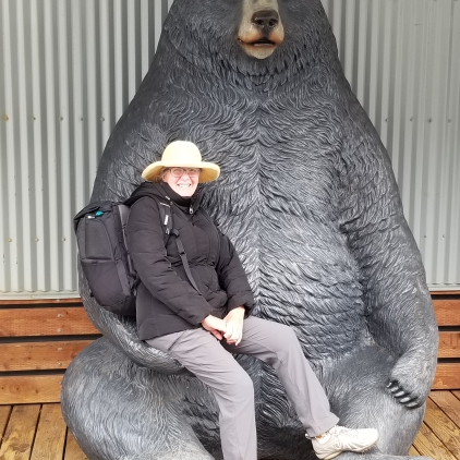 The closest I want to get to a bear
