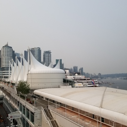Goodbye Vancouver