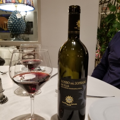 Another wonderful Sicily wine