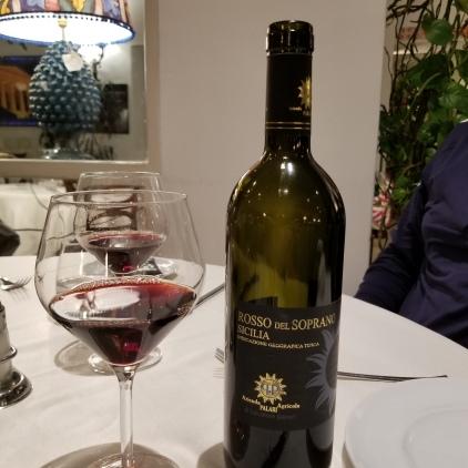 Another wonderful Sicily wine