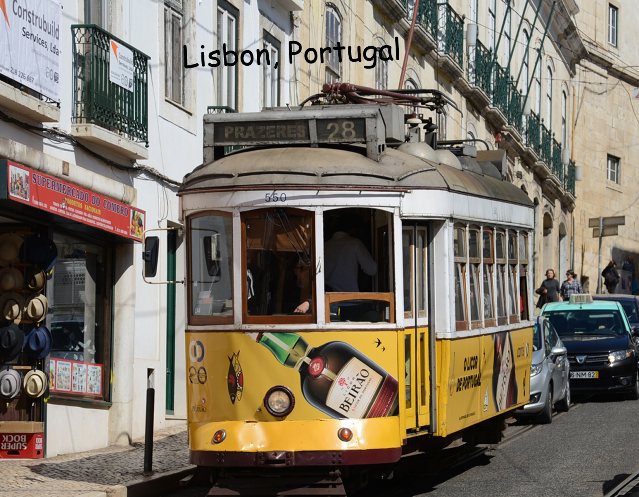 Lisbon – 1st Impressions –Wonderful