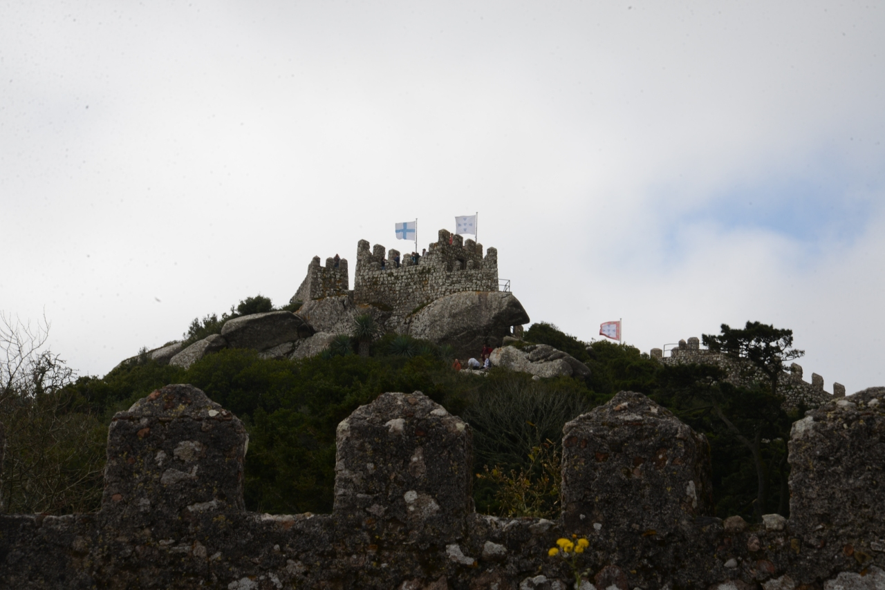 Castle of the Moors – Sintra