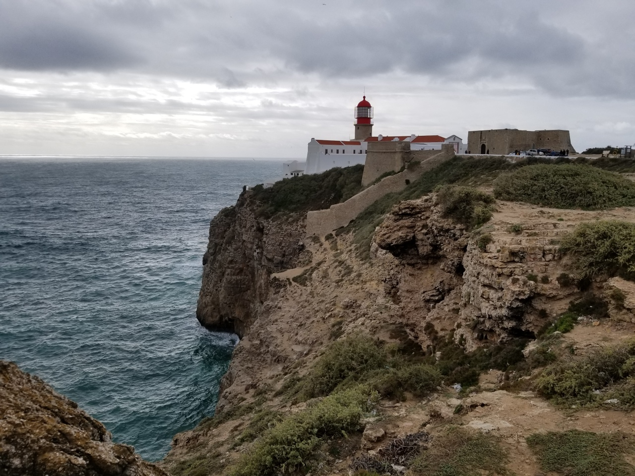 The End of the World – Sagres Portugal