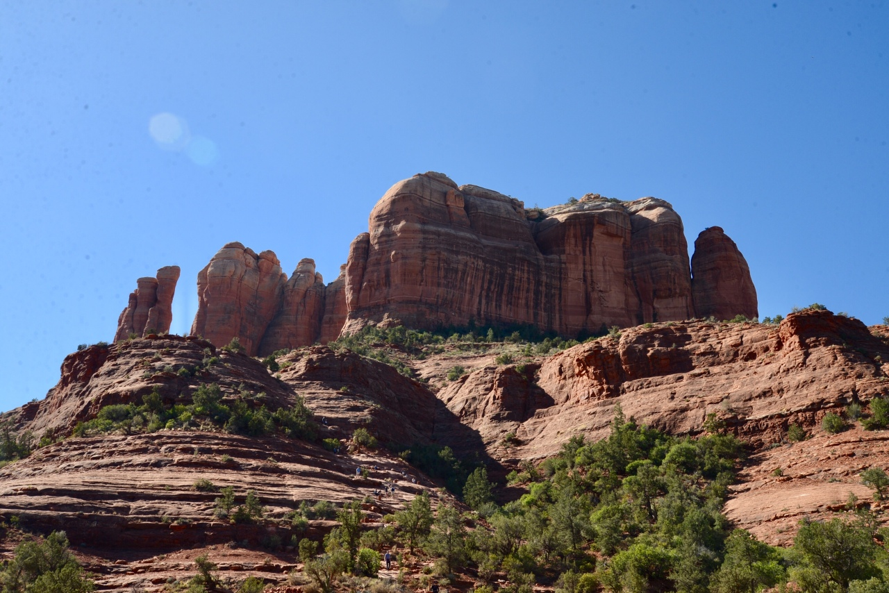 Sedona – Cathedral Rock