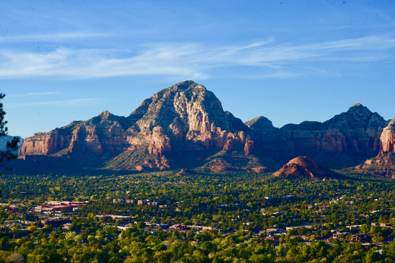 Sedona – Awe inspiring – Vortex and SugarLoaf Trails