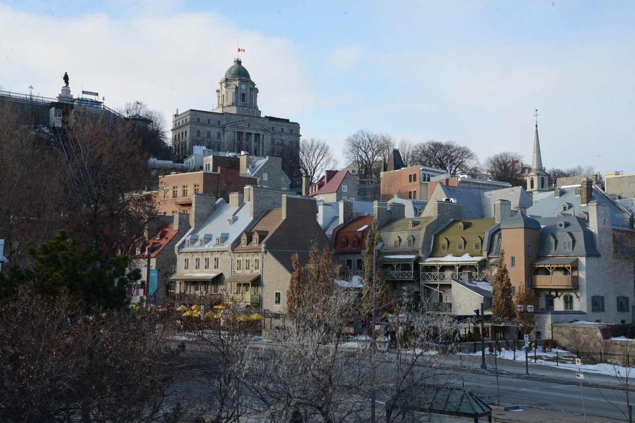 Quebec City with a ferry trip toLevi