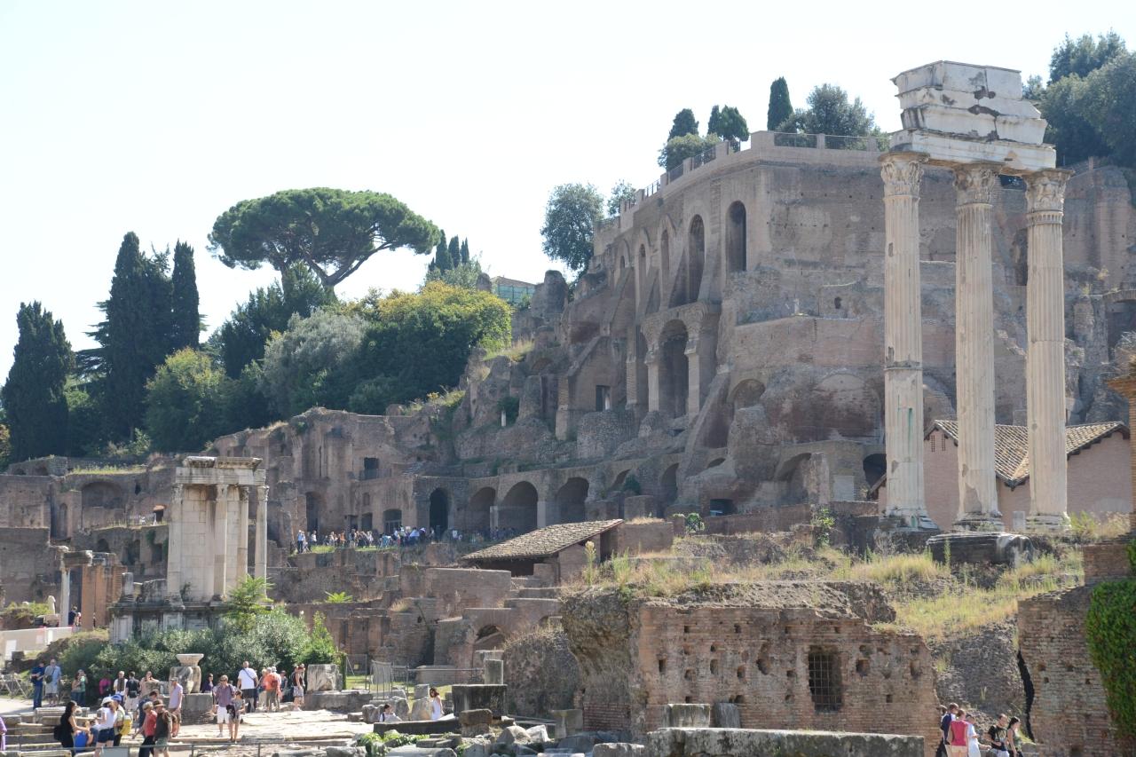#5 is Italy, History, Food, Wine, Scenery it has itall